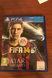 Playstation 4 FIFA 14