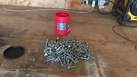 Nuts/bolts  Weatherford, 73096