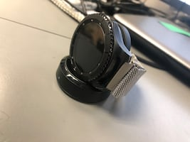 Smart Watch , Electronics Samsung Gear S3 Frontier W/Charger.. Negotia