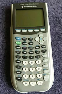 Texas Instruments TI-84 Plus Silver Edition Hyattsville, 20783