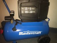 Air compressor. Willing to trade for a cell phone  Vancouver, V5L 2B6