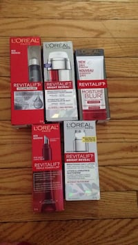brand new loreal face products! Winnipeg, R2W 1A6