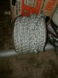 two gray and white leather bags Lubbock, 79403