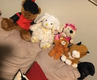 Stuffed animals Sing/Dance!.