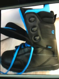 Junior Snowboard Boots, size 5 ( JR's) Vancouver, V6E 1Y9