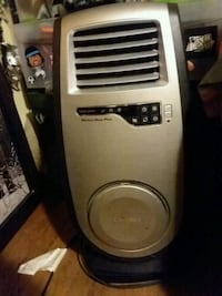 gray and black portable AC Bakersfield, 93308