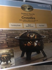 Outdoor Fire pit crossfire Beltsville, 20705
