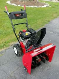 Used and new snow blower in Naperville - letgo
