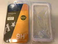 iPhone X Tempered Glass (Free Applicator) Burnaby