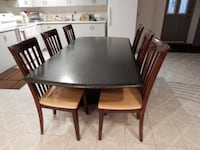 Chairs only (TABLE SOLD) TORONTO