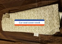 beige and brown car seat cover Longview, 75604
