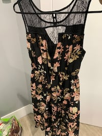 Brand new Hi-low dress from F21, never worn ! Burnaby, V5E 2H7