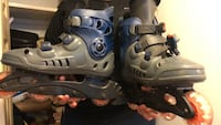 pair of gray inline skates Federal Heights, 80260