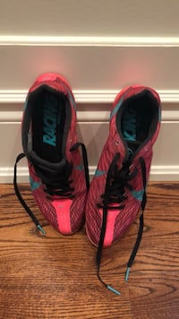 Track Nike Shoes- Woman size 8