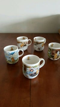 Royal Dalton Pooh  Mugs Germantown, 20876