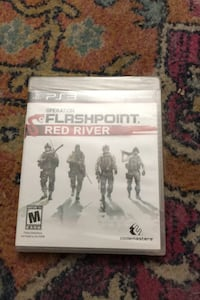 PS3 Operation Flashpoint Red River Denver, 80203