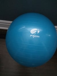 blue PT Fitness stability ball Newmarket, L3Y 1B6