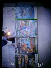 four assorted Xbox 360 game cases Poplar Bluff, 63901
