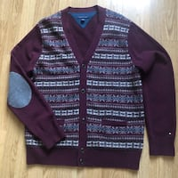 Tommy Hilfiger Stylish Outer Sweater | Sz Large Montreal
