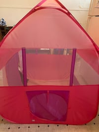 Play Tent collapsible with balls