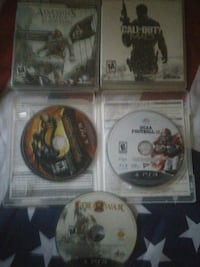 15$ a piece or 60$ for all Clive, 50325