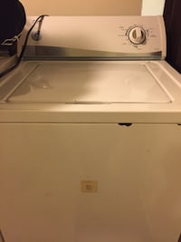White top-load clothes washer Battle Creek, 49037