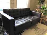 Leather couch Plano, 75024