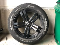 HONDA CIVIC 2015  WINTER TIRES & RIMS