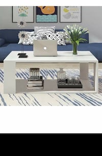 Modern coffee table - white London, NW9