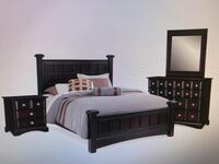 Winchester Queen Bedroom Set.  (Mattress not included)  Falls Church, 22041
