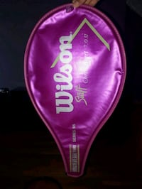 purple and white Wilson tennis racket bag Laval, H7W 1R4