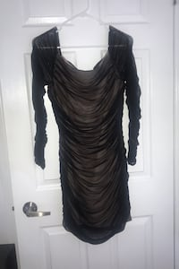 Size large fitted dress from bebe Toronto, M6J 2W8