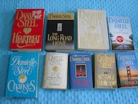 Danielle Steel Novels (28 available) Kitchener, ON, Canada