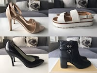 Heels, sandals and booties for sale! Burnaby, V5C
