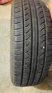 black and gray car tire Montreal East, H1B