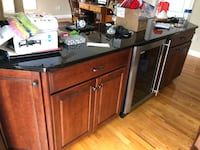 cabinets with granite countertop Windham, 03087