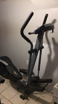 black and gray elliptical trainer Baltimore, 21229