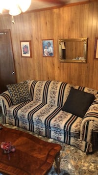 Couch & Love Seat I don't have a smoke free home... MUST COME GET IT!