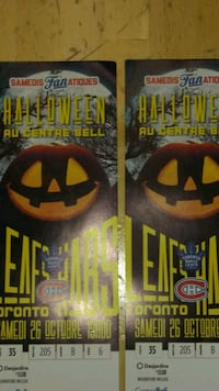 hockey tickets Laval, H7A 3C1