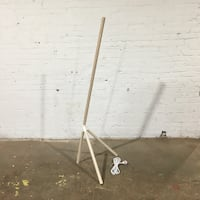 Wood Floor Lamp DIY Minneapolis, 55406