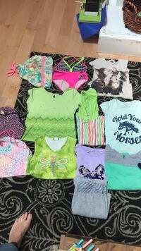 Girls clothing 8/10 and 10/12. Old Navy, Gap, H&M, SO, etc   Haverhill, 01835