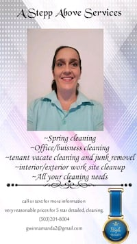 House cleaning Clackamas