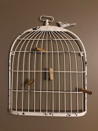 SHABBY CHIC BIRDCAGE WALL DECORE North Dumfries, N0B