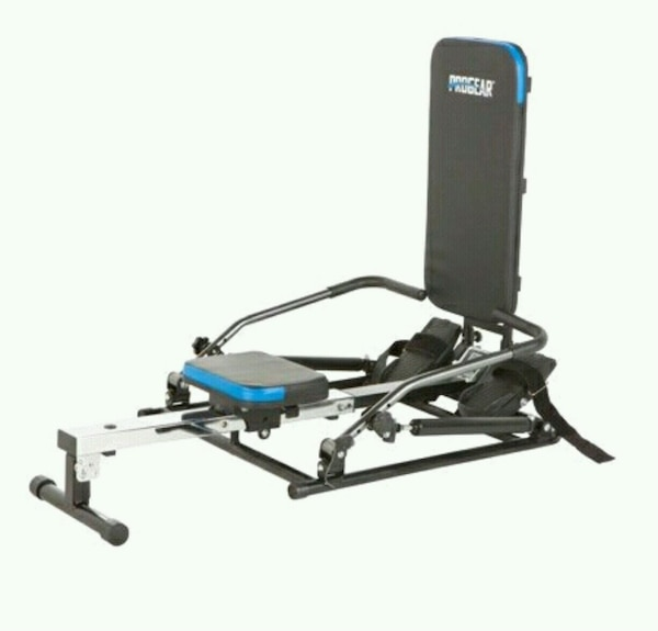 Rowing Machine For Sale >> Progear 750 Rower Rowing Machine With Additional M