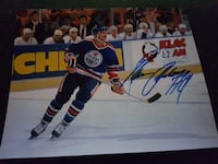 Glenn Anderson Autographed 8x10 Photo For Sale