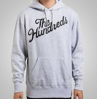 Ubrukt The Hundreds genser