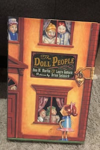 "Hardcover book ""The Doll People"" Toronto, M9C 1X3"