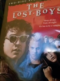 the lost boys 2 disk specail edition Leesburg, 20176