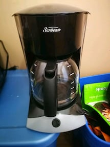 Sunbeam coffeemaker