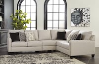 Designer sectionals starting @ $999 no credit Check financing  Roslyn Heights, 11577